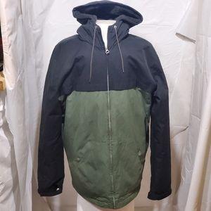 Hooded Quicksilver Jacket